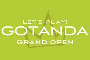 2nd Studio GOTANDA OPEN