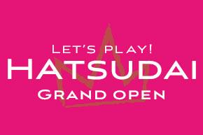 3rd Studio HATSUDAI OPEN