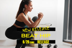 NEW PROGRAM「BEAT hip (BEAT SERIES)」リリース決定