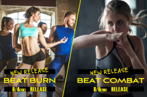NEW PROGRAM「BEAT burn 」&「BEAT combat」リリース決定